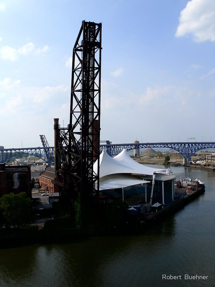 Riverfront Steel  by Robert  Buehner