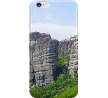 Meteora Mountain Chain iPhone Case/Skin