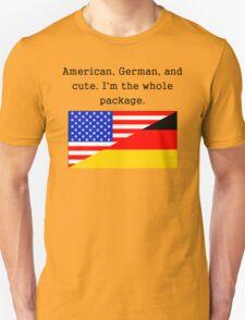 American German And Cute T-Shirt