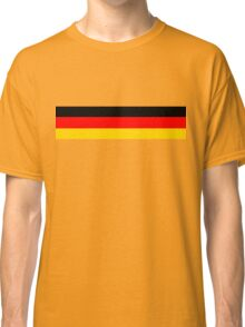 germany country flag Classic T-Shirt