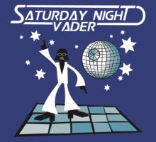 Saturday Night Vader.