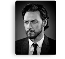 james mcavoy Canvas Print