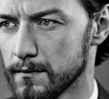 james mcavoy Sticker