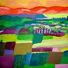bekaa valley by Louma Rabah