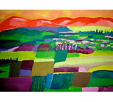 bekaa valley Photographic Print