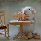 Rosie's day at the farm by Ellen van Deelen