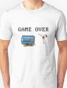 You lose, Game over Unisex T-Shirt