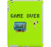 You lose, Game over iPad Case/Skin