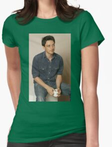 mcavoy Womens Fitted T-Shirt