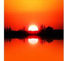 Sunny Side Photographic Print