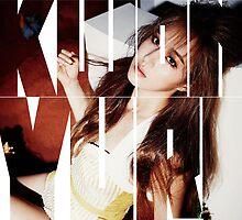 Girls' Generation (SNSD) Kwon Yuri 'Lion Heart' by ikpopstore