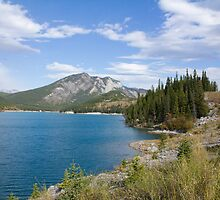 Barrier Lake, Alberta, Canada by Vika71