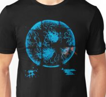 Glowing Bacterial Art - Salmonella  Unisex T-Shirt