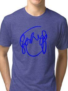 Ramona Flowers Blue - Scott Pilgrim vs The World Tri-blend T-Shirt