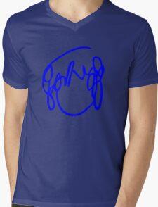 Ramona Flowers Blue - Scott Pilgrim vs The World Mens V-Neck T-Shirt