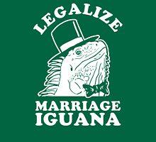 Legalize Marriage Iguana Unisex T-Shirt