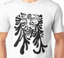 Rasta Head Unisex T-Shirt