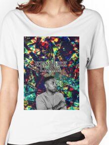 kendrick lamar #1 Women's Relaxed Fit T-Shirt