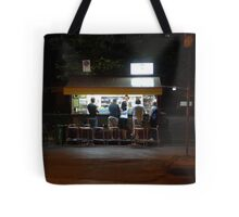 Late Supper - Florence Tote Bag