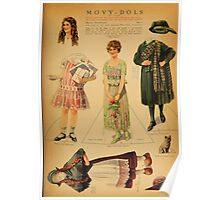 Advertisements Photoplay Magazine January through June 1919 0701 Movy Dolls Poster