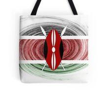 Kenya Twirl Tote Bag