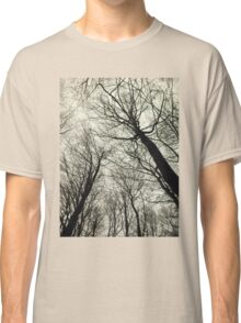 Branches Sepia Classic T-Shirt