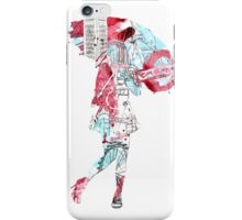 The Lady of London iPhone Case/Skin