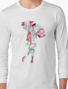 The Lady of London Long Sleeve T-Shirt