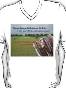 verse 1 of Quips & Ellipses T-Shirt