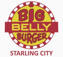 Big Belly Burger shirt - Starling City, Arrow, Oliver Queen by fandemonium