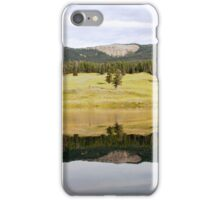 Trout Lake iPhone Case/Skin