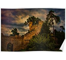 The Castle Watchtowers Poster