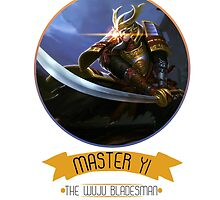 League Of Legends - Master Yi by BigDuo Store