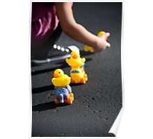 Rubber ducky, you're the one... Poster