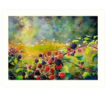 Fruit Harvest Art Print