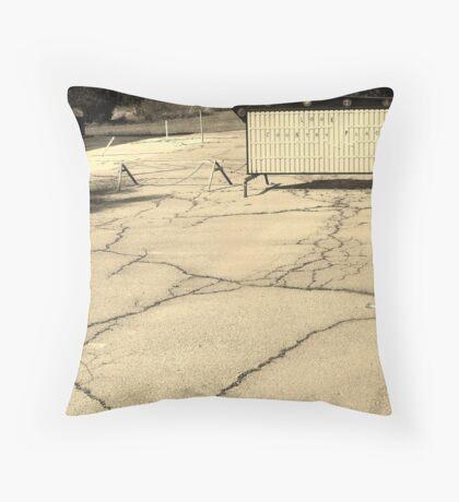 Rutledge Indoor Flea Market Throw Pillow