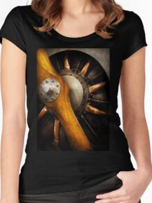 Air - You got props Women's Fitted Scoop T-Shirt