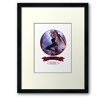 League Of Legends - Battle Bunny Riven Framed Print
