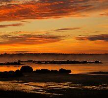 Seasmoke at Dawn by Jean Knowles