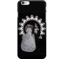 I DO...BRIDE AND GROOM PILLOW,TOTE BAG,TEE SHIRT,JOURNAL,PICTURE,CARD,ECT. iPhone Case/Skin