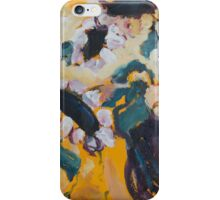 Sunflower Abstract iPhone Case/Skin