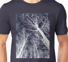 Branches lightning Black - Ramas negro rayo Unisex T-Shirt