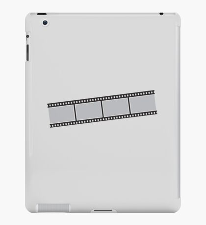 Photographer photography film strip iPad Case/Skin