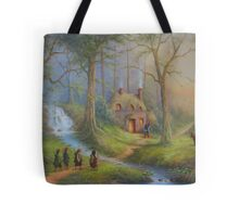The House Of Tom Bombadil Tote Bag