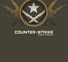 Counter Strike Global Offensive by KytSoldier