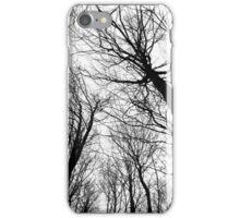 Branches White - Ramas blanco iPhone Case/Skin