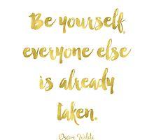Oscar Wilde quote by Pranatheory
