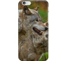 Timber Wolves iPhone Case/Skin