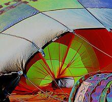 Inside of a Balloon by ninadangelo