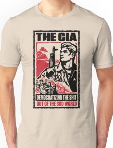 CIA 3rd World T-Shirt